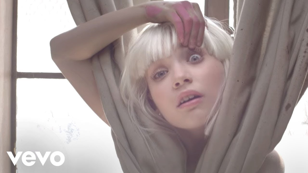 Chandelier On Youtube Sia Chandelier Official Video