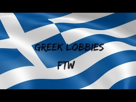 Greek Lobbies FTW | Mw3