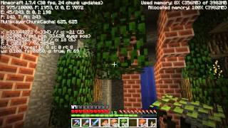 Etho Plays Minecraft - Episode 314: Tree Roots