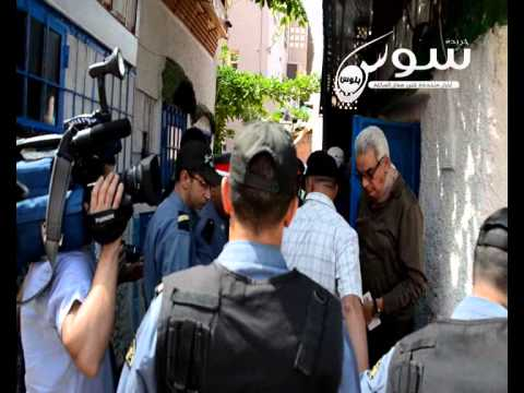 بالفيديو : قاتل قيادي الأحرار يعيد تمثيل جريمته بتاغزوت
