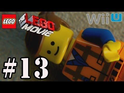 Let's Play: Lego Movie VideoGame [Wii U] - Parte 13 - Choque de Realidade