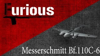 Messerschmitt Bf.110С-6. Просто лучший.