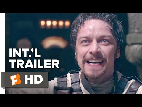 Victor Frankenstein Official International Trailer, Victor Frankenstein Official International Trailer #1 (2015) - James McAvoy Movie HD