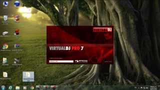 Descargar Virtual Dj 7.4 Pro Full Español 2013