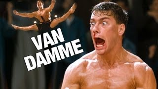 Most Epic Van Damme Splits Ever