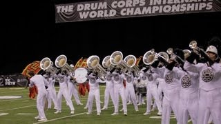 What is Drum Corps International?