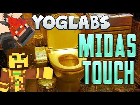 Minecraft Mods - Midas Touch - Yoglabs