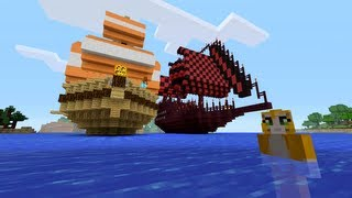 Minecraft Xbox Sinking Feeling [124]