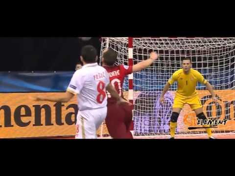 Trầm trồ trước những pha xử lý kỹ thuật trong Futsal