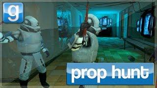 """Garry's Mod - Prop Hunt #3 """"Top Troll!"""" w/ Behzinga, Miniminter, Vikkstar, Zerkaa & KSI"""