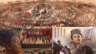 """Bí ẩn đáng sợ """" Bát Trận Đồ """" của Khổng Minh - Gia Cát Lượng"""