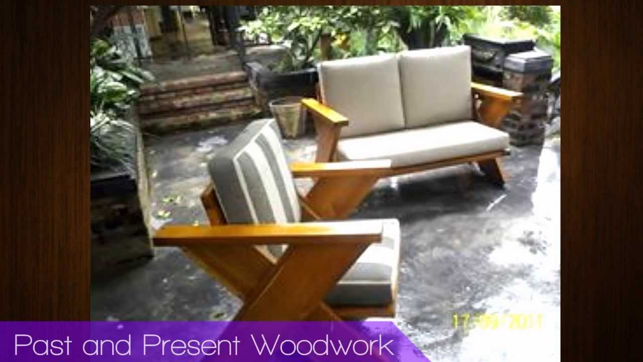 The Best Hand Made Furniture In Trinidad And Tobago By Past And Present Woodwork Youtube