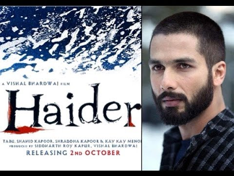 Cinecurry Trailer Review: Haider│Shahid Kapoor, Shraddha Kapoor