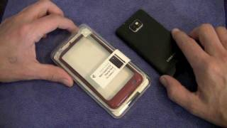 SGP Neo Hybrid EX Series Case for Samsung Galaxy S II.