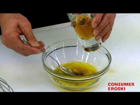 T cnicas b sicas de cocina c mo hacer vinagreta youtube - Tecnicas basicas de cocina ...