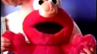 Commercial Tickle Me Elmo