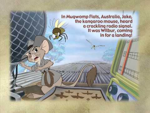 The Rescuers Down Under Read Along Youtube