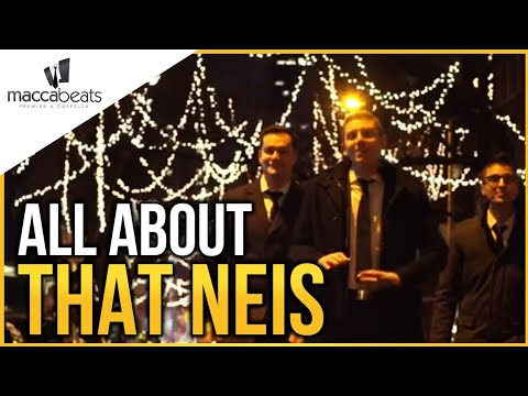The Maccabeats - All About That Neis - Hanukkah