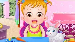 Baby Hazel Video Kitchen Time Gameplay For Little Kids