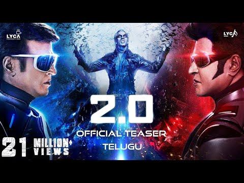 2.0 - Official Teaser Telugu]