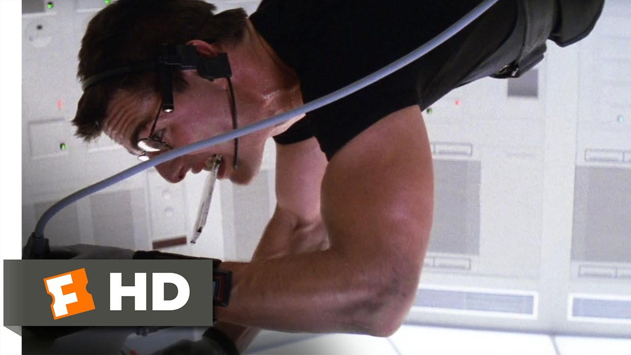 Mission: Impossible (6/9) Movie CLIP - Out of the Vault ...