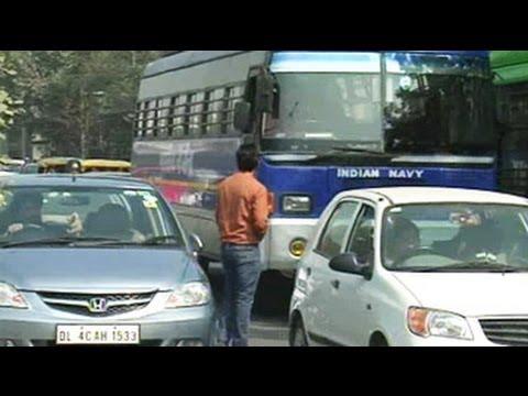 Delhi: 1400 cars added to city's roads every day