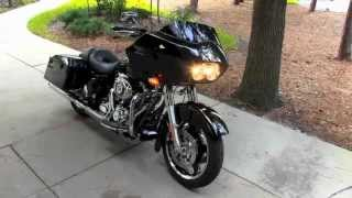 New 2013 Harley-Davidson FLTRX Road Glide Custom With
