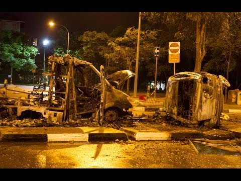 Singapore: Riot Shocks Orderly City (LinkAsia: 12/27/13)