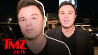Seth Macfarlane Has A Message For Hillary Clinton | TMZ TV