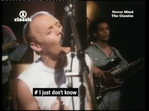 Jim Diamond-I Should Have Known Better with Subtitles