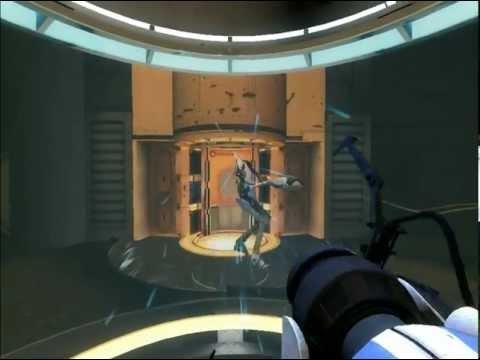 [NNCG]Portal 2 Coop - BlackHat & uKaNu