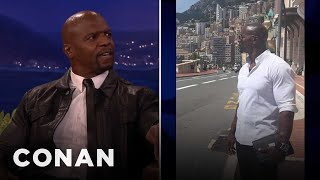 Terry Crews' Man-Purse