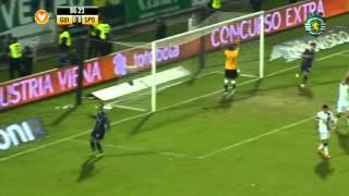 10J :: V. Guimarães - 0 x Sporting - 1 de 2013/2014