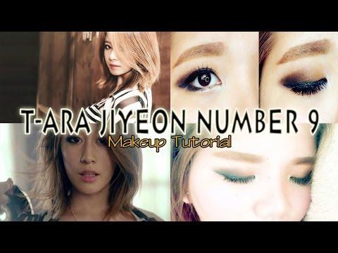 Hình ảnh trong video T-ARA Jiyeon Number 9 Inspired Makeup Tutorial