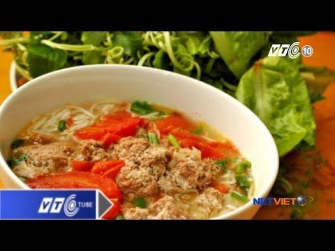 Học cách nấu bún riêu đúng kiểu Hà thành   VTC