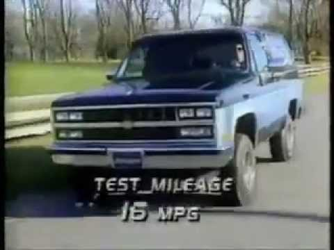 Motorweek 89' Chevrolet K5 Blazer Road Test