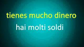 Curso de Italiano. Clase 25