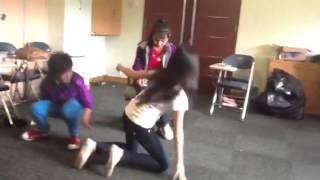 EHS Homeschooling Drama Class Idola Cilik 2013 Malin
