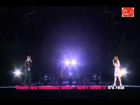 Kyuhyun & Seohyun - Way back into love with Lyrics