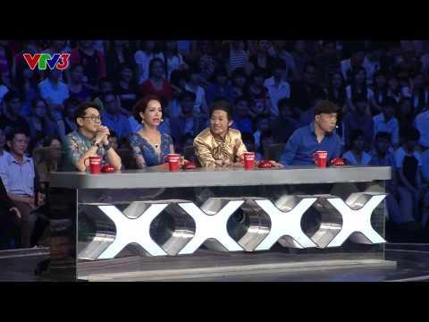 [FULL] Vietnam's Got Talent 2014 - BÁN KẾT 4 - TẬP 16 (11/01/2015)