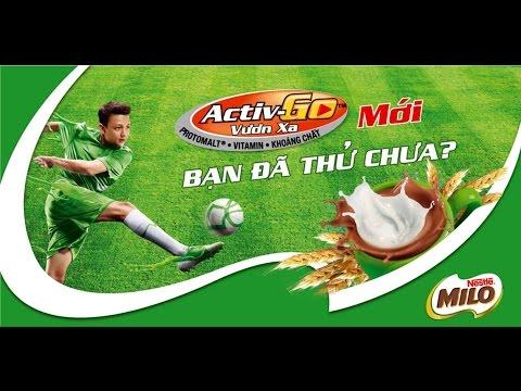 Nestlé MILO - QUẢNG CÁO HAY NHẤT 2014