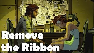 The Wolf Among Us Episode 4 Remove The Ribbon Take Off The
