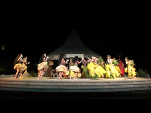 2009 Tahitian dance Les Grands Ballets Intercontinental 3/6 HD 1080p