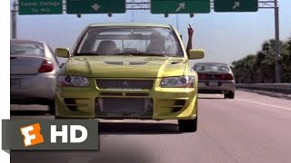 2 Fast 2 Furious (3/9) Movie CLIP Audition Race (2003