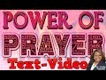 text   atomic power of prayer by dr  c