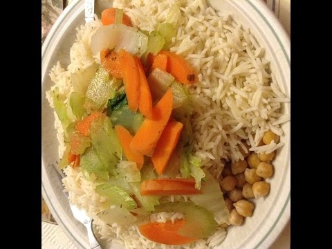 Flavourful No Oil Stir Fry Veggies (Easy Low Fat Vegan Recipe)