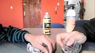 Como hacerle mantenimiento al mouse