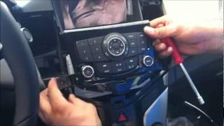 Desmontando Painel Chevrolet CRUZE