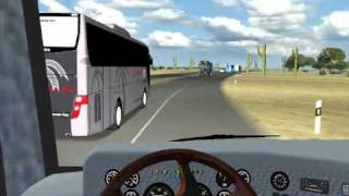 18 Wos Haulin Indonesia Bus Mod