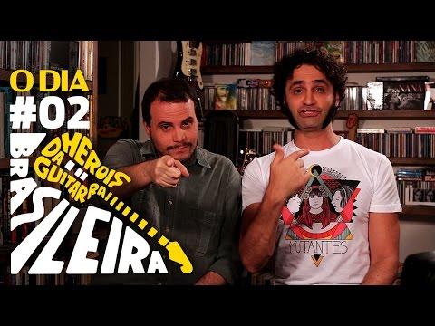 Heróis da Guitarra Brasileira #02 Sérgio Dias Baptista, Os Mutantes